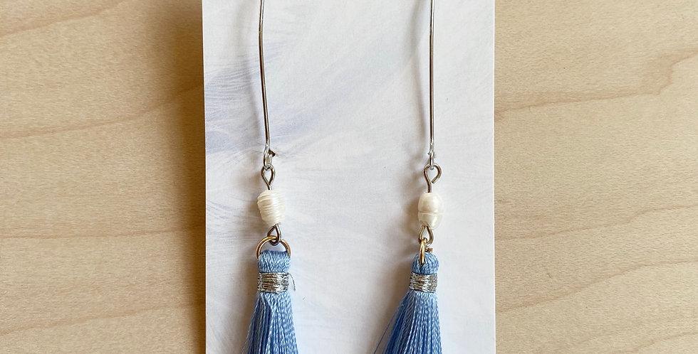 Spirit Tassels | Hope Charged Earrings