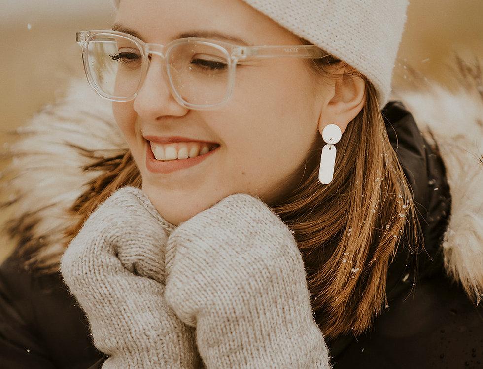 Surrendered Joy | Wholesale Clay Earrings