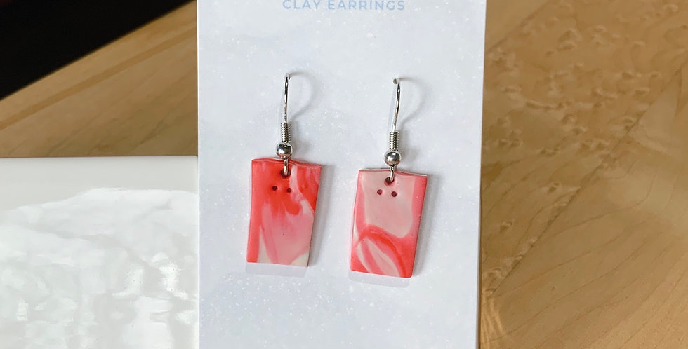 Innocent Delight | Clay Earrings