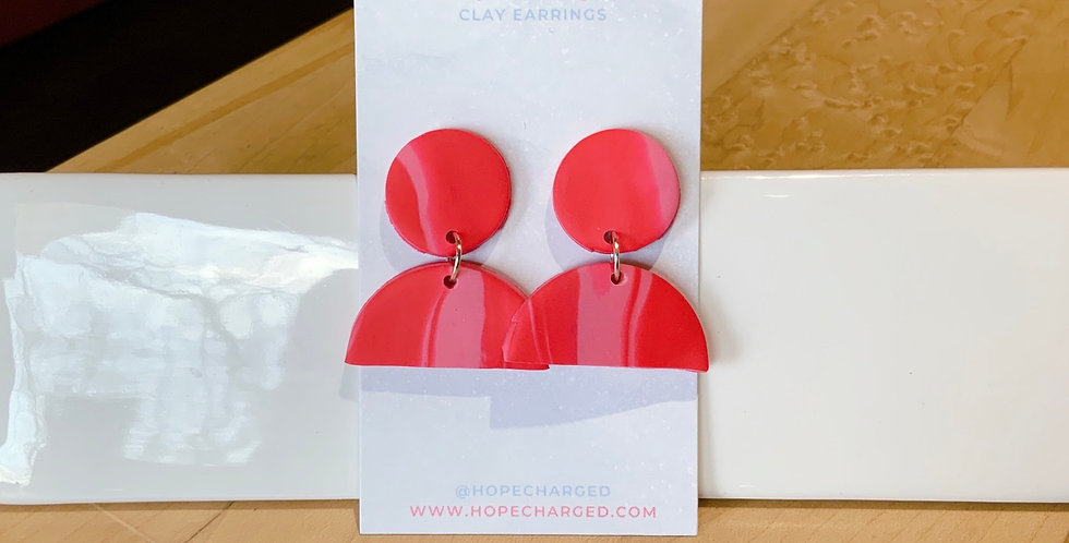 Maggy Style | Clay Earrings
