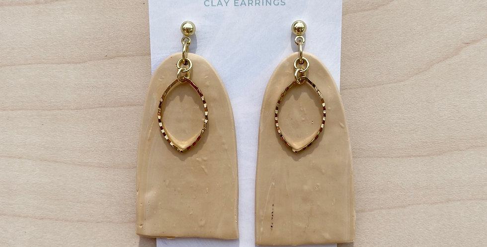 Queen's Heights | Clay Earrings