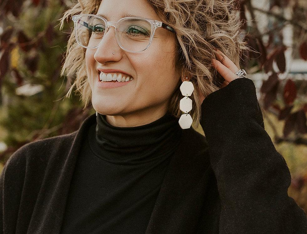 Hope Joy Peace | Wholesale Clay Earrings