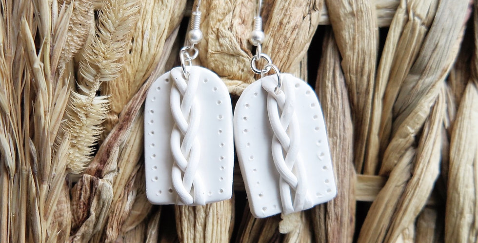 Original Sweater Weather | Clay Earrings