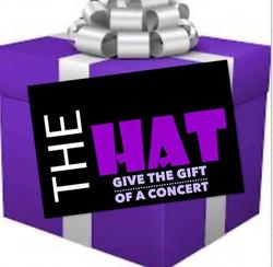 TheHat-GiveTheGiftofAConcert