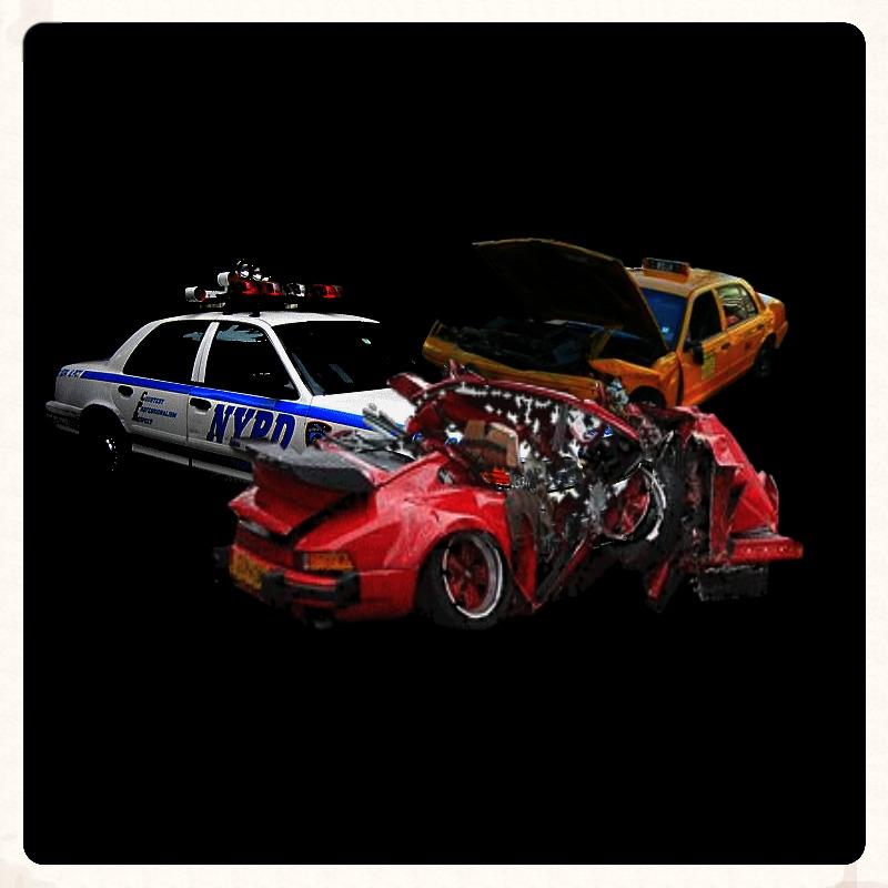 911 yellow cop