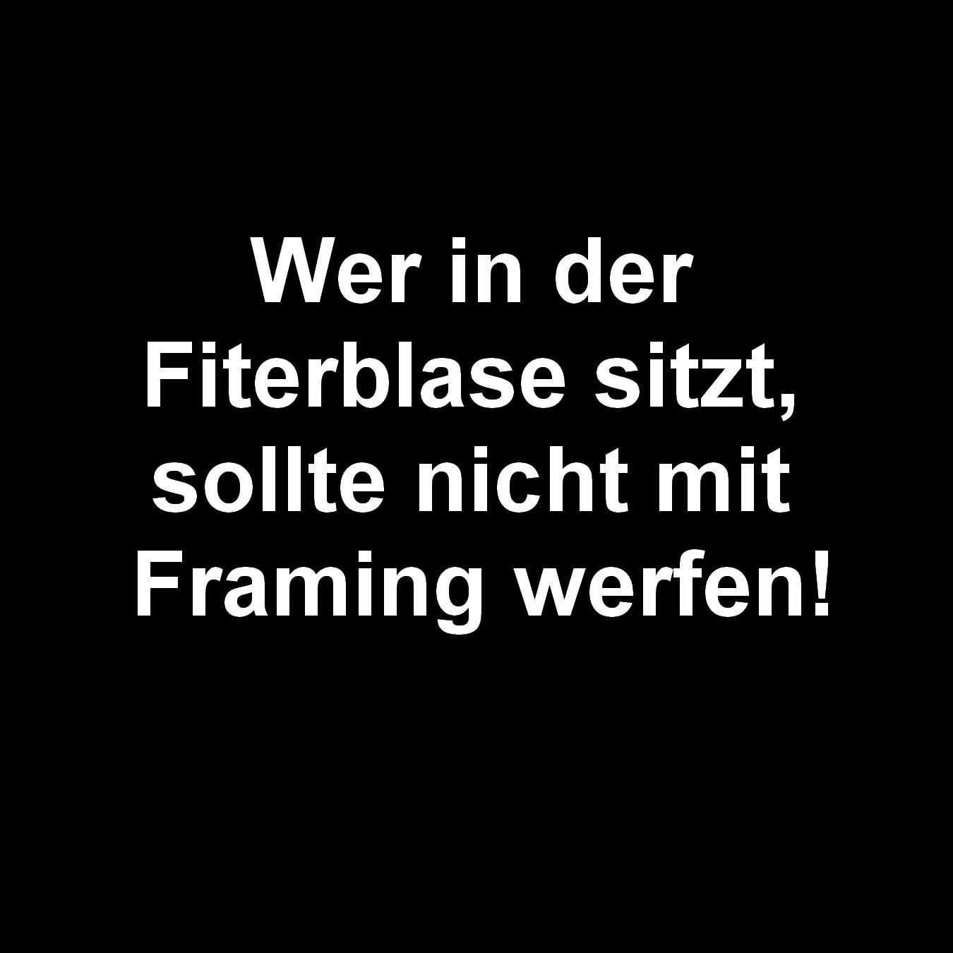 FilterFraming