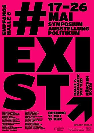 Halle6_#EXIST_Poster_pink.jpg