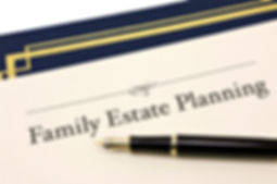 Family Estate Planning file