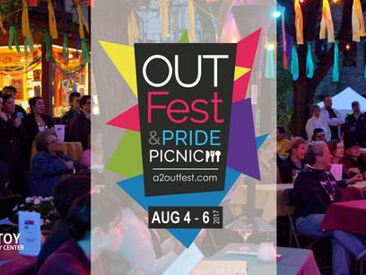 Media Advisory: Jim Toy Community Center Announces 2017 OUTFest & Pride Picnic