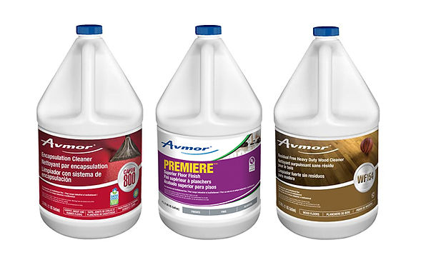 AVMOR  Aftershock was proud to work together with Avmor to overhaul and update packaging designs for their broad line of cleaning products.