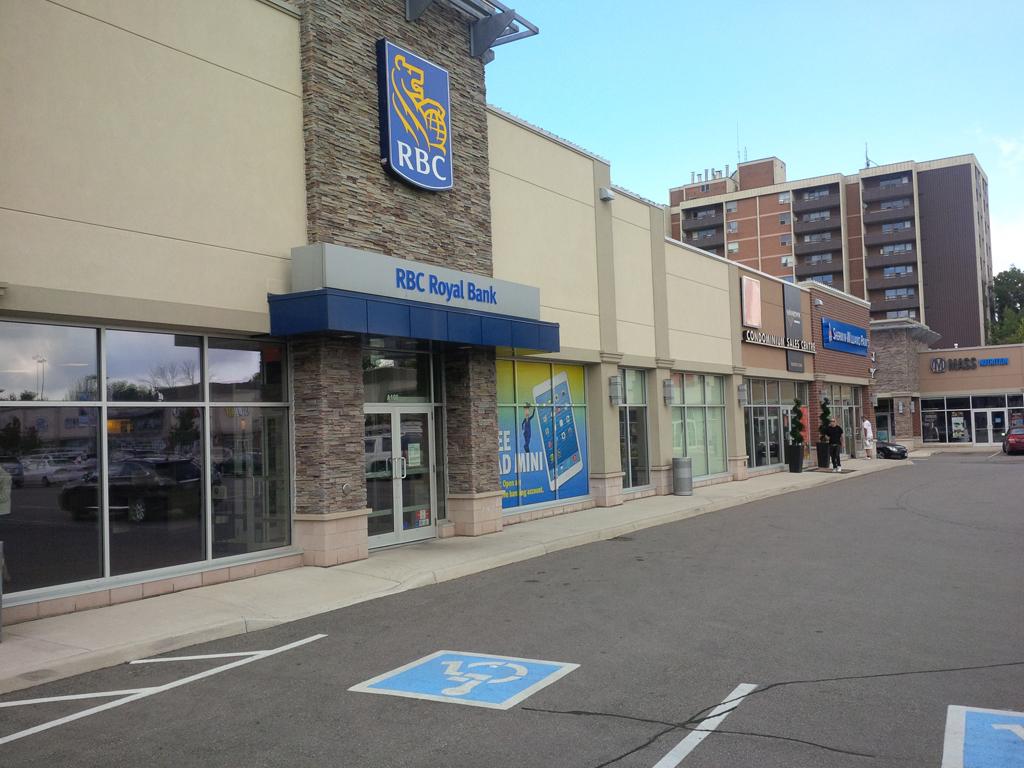 August 2014 - Mississauga Retail