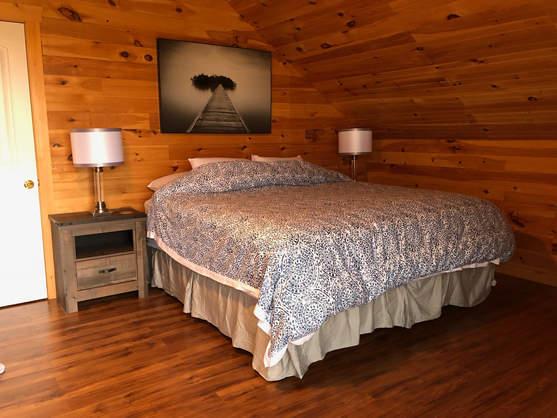 Upper Floor - Master Bedroom