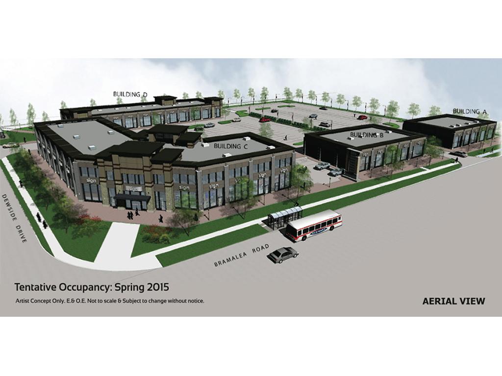 July 2014 - Brampton Planned Retail