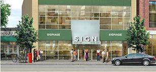Toronto Flagship Retail