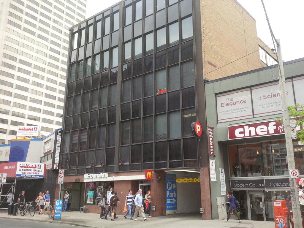 June 2014 - Toronto Office Building