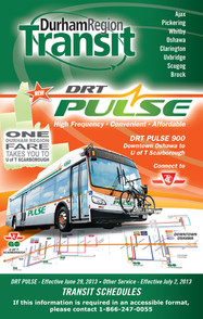 Full colour Transit Schedule booklet design. Main graphic also used on Bus Shelters.
