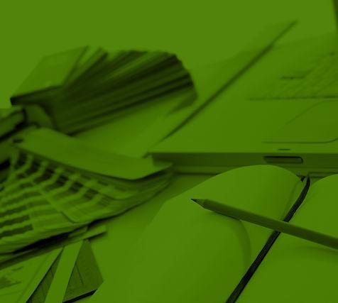 Services at Aftershock including Art Direction, Graphic Design, Web Design, Social Media, Marketing