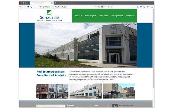 SCHAUFLER REALTY ADVISORS LTD. schauflerrealty.com