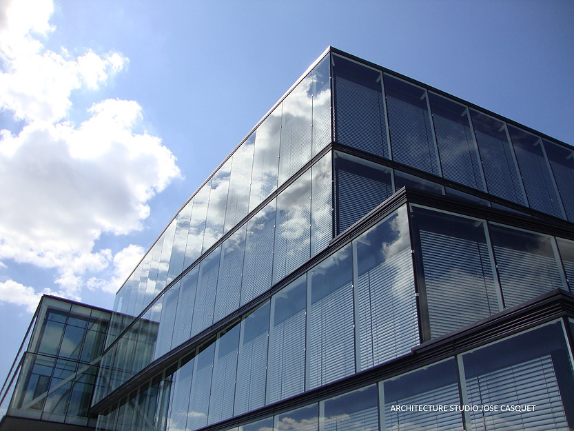Offices in Cracow