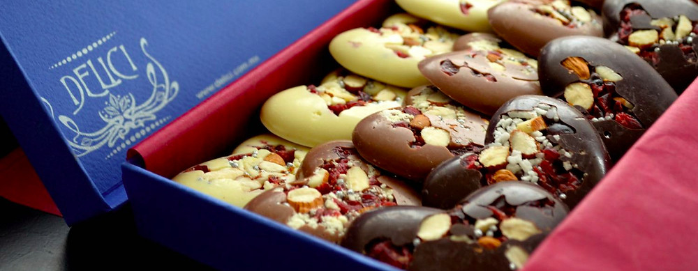 Corazones de chocolate macizo, el regalo ideal para este 14 de febrero