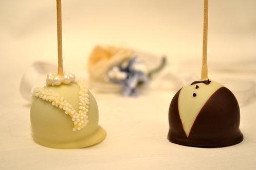 wedding chocolate truffles boda detalles