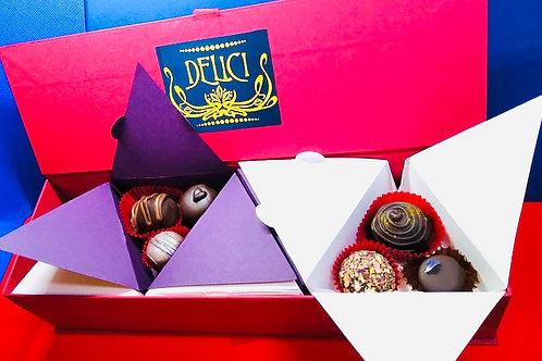 Suscripción de mensual de chocolate