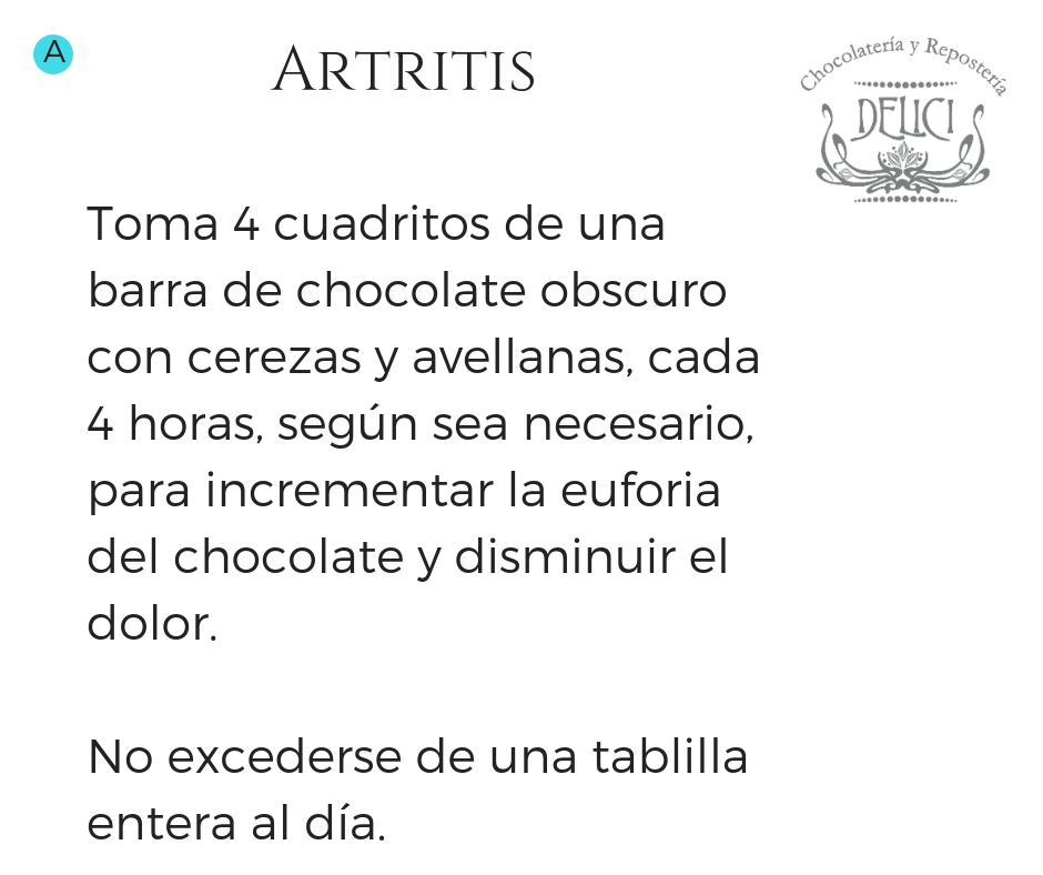 Remedio natural contra la artritis