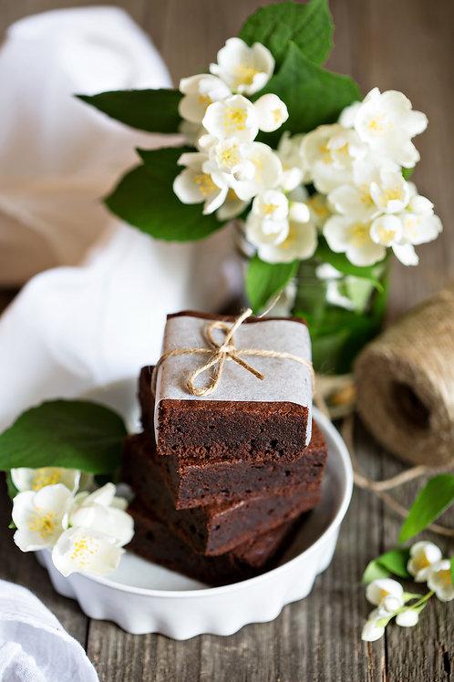 Chocolates chingones brownie