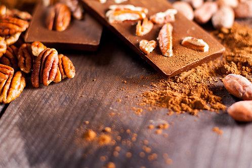 Chocolate con nuez