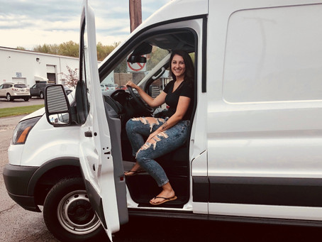 How I chose the right van for me