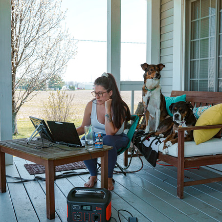 Essential Equipment for Working Remote