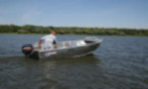 "Моторная лодка ""Quintrex 390 Dart"""