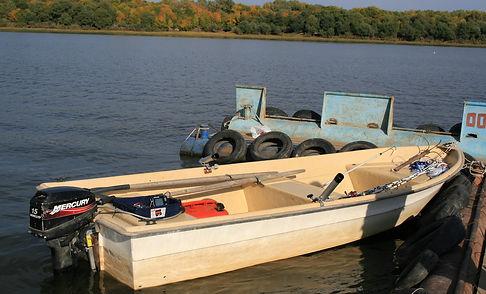 """Моторная лодка """"Sava-425"""""""