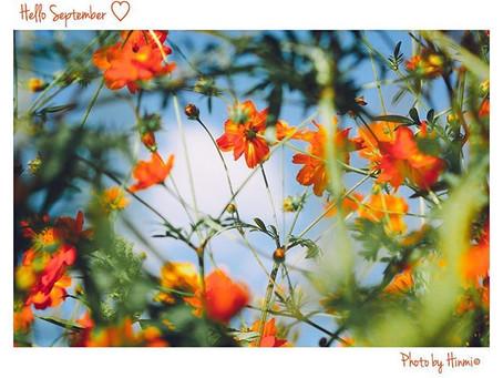 Hello,September!!