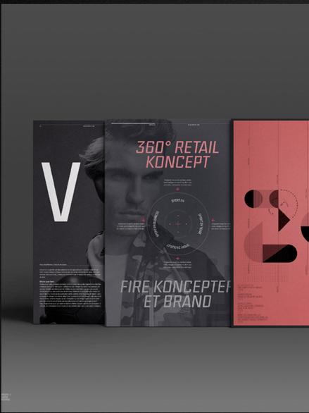 SPORT 24 -Fire koncepter Et brand