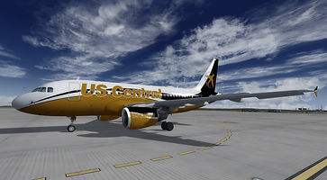 US Central A318