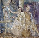 Women Painters in Rome and Pompei