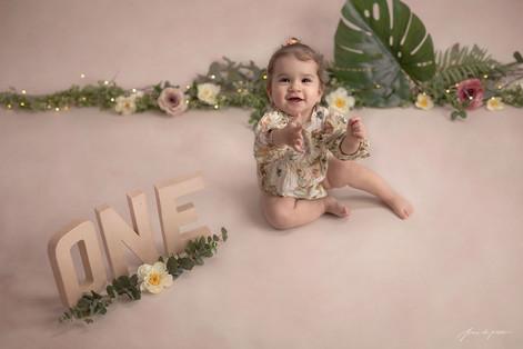 Sedinta foto aniversara bebelusi