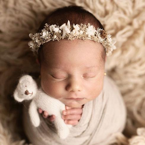 sedinta foto de nou-nascut