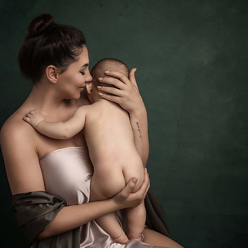 sedinta foto de bebelusi