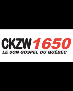 Salon Virtuel Logo Radio CKZW