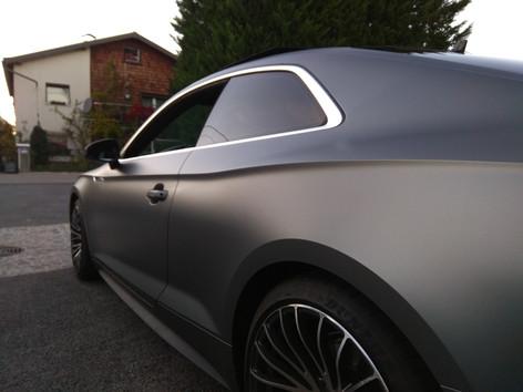 Audi A5 KPMF Grau