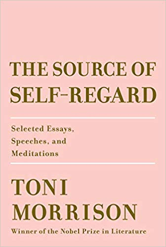 The Source of Self Regard by Toni Morris