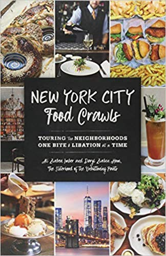 New York City Food Crawls by Ali Imber a
