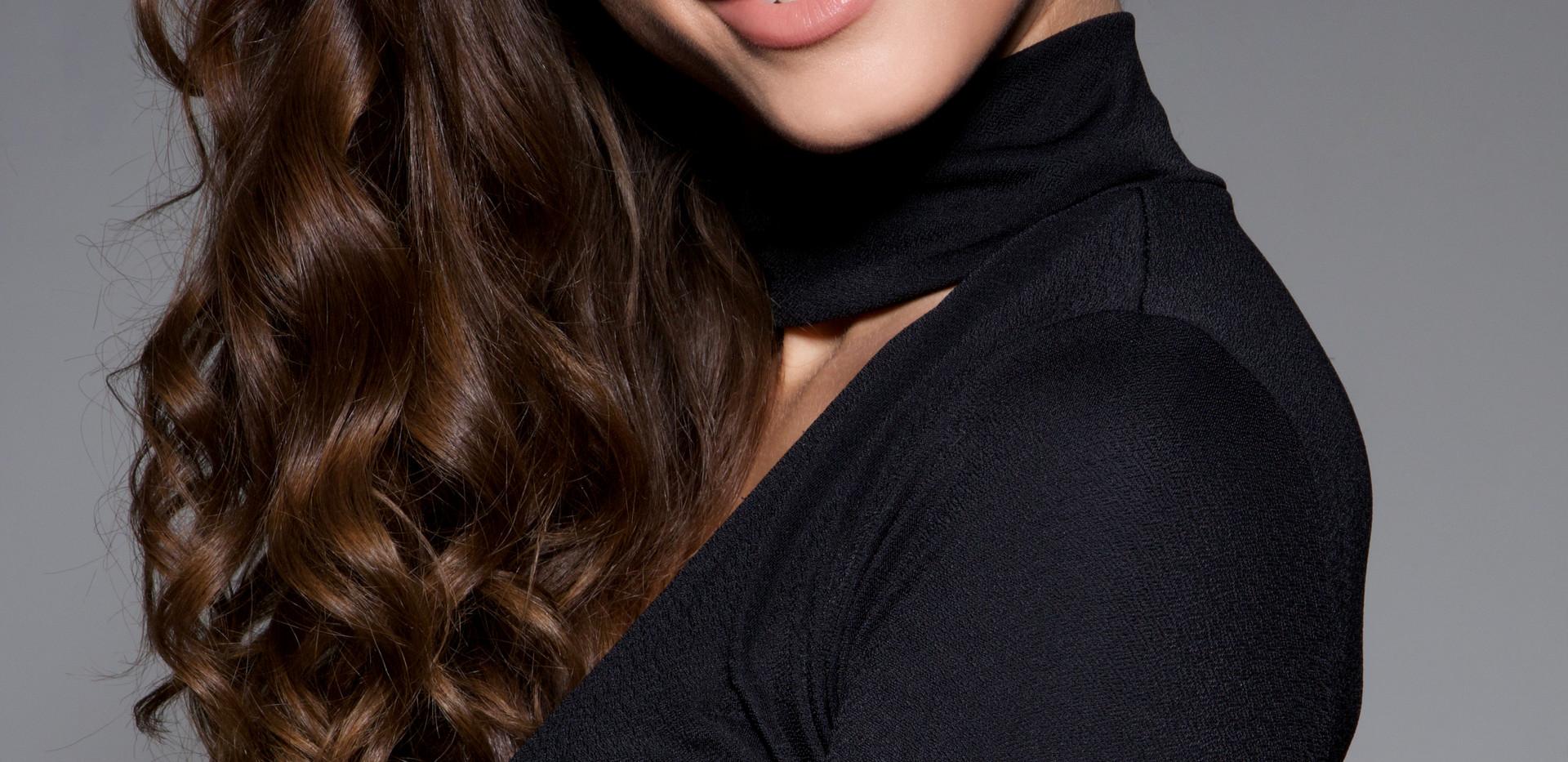 Isabelle S Black Jumpsuit