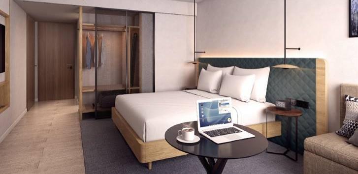 Albany Hilton Interior