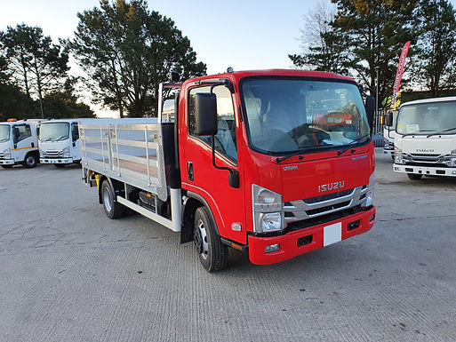 NEW ISUZU N75.150 GAS CARRIER SPEC AND TAILLIFT