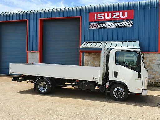 NEW ISUZU N35.125 T GRAFTER LWB LONG WHEEL BASE