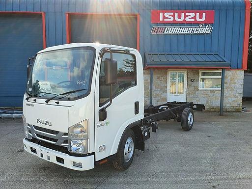 NEW ISUZU N35.125 S GRAFTER AISIN FULLY AUTO