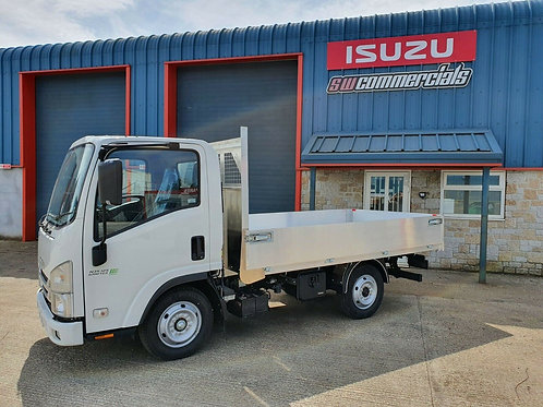ISUZU TRUCK GRAFTER N35.125 SE SWB DROPSIDE AUTOMATIC EASYSHIFT- BRAND NEW